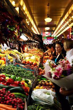 Washington State: Pike Place Market ... Seattle
