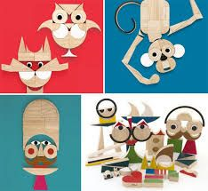 playshapes by Miller Goodman Kids Toys, Disney Characters, Fictional Characters, Family Guy, Presents, Wood, Studio Design, Cubes, Baby