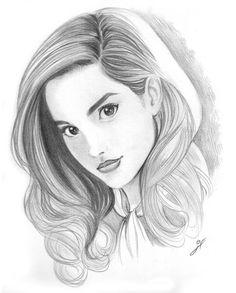 Dibujar rostros de mujeres - Imagui