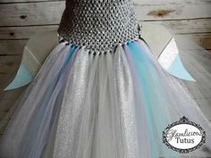 Angel Fisch costume Fisch-Tutu-dress von GlamliciousTutus auf Etsy