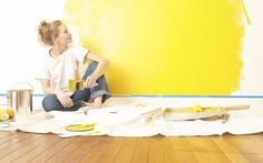 Colori naturali: vernice a base di argilla e vernice a base di latte