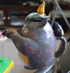 totoro teapot