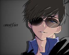 埋め込み Anime Guys Shirtless, Handsome Anime Guys, Cool Anime Guys, Hot Anime Boy, Anime Demon Boy, Anime Base, Dark Anime, Osomatsu San Doujinshi, Boy Illustration