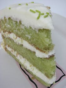 Trisha Yearwood's Key Lime Cake - I want this for one of the tiers on my wedding cake!!!