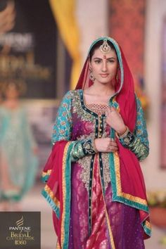 Maria.B Bridal dresses Collection 2012 At Pantene Bridal Couture    Recently, Pantene Bridal Couture Week time 2012 was held on Thirteenth Oct 2012 to Sixteenth Oct 2012 in Lahore. Pantene Bridal Couture Week time Lahore 2012 is organized by Style360...