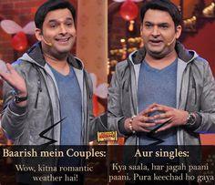 Kapil Sharma Jokes from comedy nights with Kapil Comedy Quotes, Comedy Memes, Comedy Comedy, Desi Humor, Desi Jokes, Very Funny Memes, Funny Qoutes, Jokes And Riddles, Good Jokes