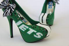 New York Jets heels
