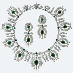 Buccellati - Necklaces - Imperiale Set - High Jewelry