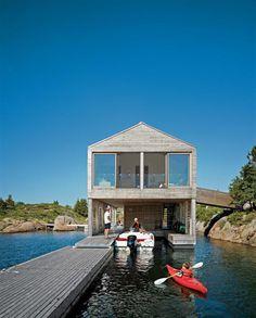 Weekend Cabin: Lake Huron, Michigan