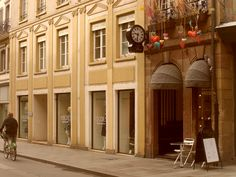 á Strasbourg une jolie petite rue