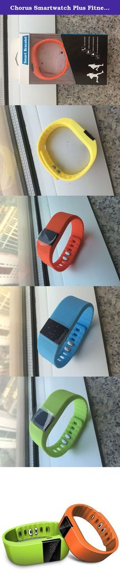 Chorus Smartwatch Plus Fitness Band. Screen: OLED Material: silicone; APP: Movnow Plus (go +) Bracelet Weight: 26g, with packaging weight: 71g chip: Quintic Screen size: 0.4 inches Cuffs Size: 24.2 * 2cm The machine Thickness: 9.22mm Lithium Battery: Rated capacity 80mAH Bluetooth standard: 4.0 (support Android 4.3 and above systems, and IOS6.1 above systems) (IOS system does not support calls to remind and info alerts) Standby time: 32h Color: blue / black / gray / orange / green / yellow.