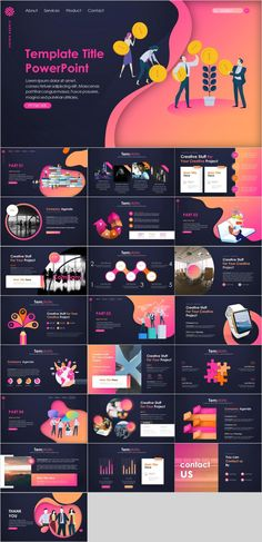Design Creative Internet PowerPoint template – The highest quality PowerPoint Templates and Keynote Ppt Design, Design Powerpoint Templates, Professional Powerpoint Templates, Slide Design, Keynote Template, Modern Powerpoint Design, Keynote Design, Booklet Design, Design Layouts
