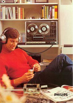 Vintage audio reel to reel recorders - 1001 Hi-Fi   The Stereo Museum