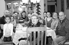 Four generations aro