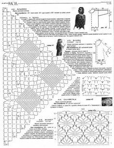 Zomertrui gehaakt patroon