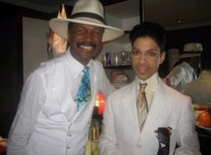 Prince & Larry Graham