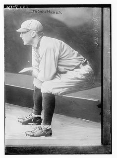 [Branch Rickey, St. Louis AL 1913, Library of Congress collection