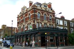 Formerly The Duke of Cumberland in Fulham