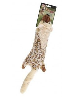 Ethical Skinneeez Big Bite Jackal 21Inch Stuffingless Dog Toy * Click image for more details.