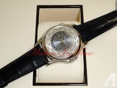"""Patek Philippe 5130P-013 World Time """"JERUSALEM"""" Limited Edition to Only 3 P"""