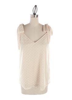 DejaVu — Judith March Top (cream lace)