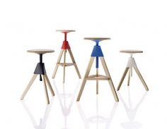 tom and jerry stool | adjustable bar stool