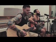Sleepwalking - Bring me the Horizon - This Wild Life acoustic cover.. Such a beautiful cover <3