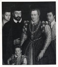 "'""Lucrezia Borgia e Famiglia"". Dosso Dossi.', anonymous, Federico Zeri Foundation, public domain"