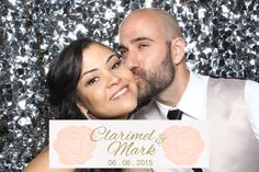 Congrats to Clarimel & Mark on a great wedding at Terrace On The Park
