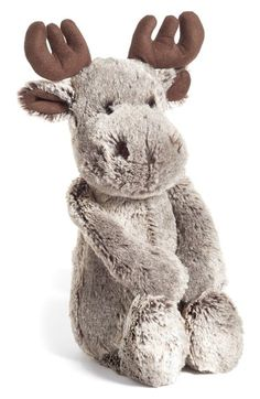 Jellycat 'Woodland Babe Moose' Stuffed Animal available at #Nordstrom
