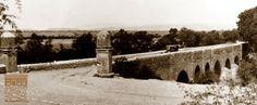 Antiguo Camino a San Ignacio Aguascalientes.- Fondo Archivo General Municipal.
