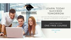 Get 100% off ShawAcademy Limited Time Offer One FREE Course #ShawAcademy #Limited #OneFREECourse