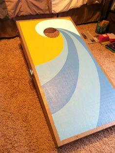 Corn-hole Boards