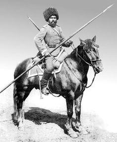 Siberian Cossak 190x - Kosaken – Wikipedia