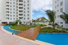 Apartamento L´Acqua Condominium Club em Natal   Cyrela