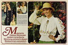 Neue Mode 05.1974 in Libros, revistas y cómics, Revistas, Moda y estilo de vida…