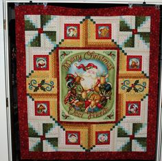 christmas quilts | Thread: 1st Christmas Quilt for 2011