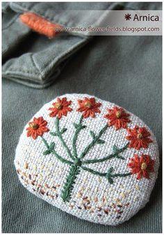 Arnica flower fields:                                                       …