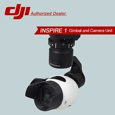 Genuine DJI Inspire 1 Spare Part No.40 Gimbal and Camera Unit - Free shipping On #Ebay