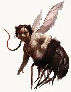 Honey Bee dammed
