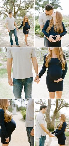 Santa Monica Maternity Session with Charming Details - On to Baby