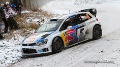 WRC 2013: Rallye Monte Carlo -día 1- Volkswagen