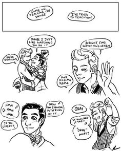 What if Blaine proposed this way by kendrawcandraw
