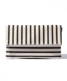 Canvas clutch  / ShopStyle: Beauty United Arrows BY MC TEMBEA
