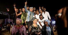 L'afrique c'est chic! PART 3: Alphadi does it again!   What Design Can Do Blog