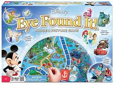 Disney Eye Found It!® Game