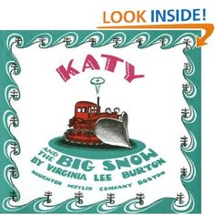 Katy and the Big Snow - have it - thrift store find - paperback