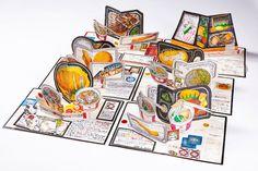 Le pietanze disegnate da Itsuo Kobayashi Per 32 anni l'ex chef, Itsuo Kobayashi, ha registrato su numerosi diari ogni suo pasto, disegnando dettaglia...