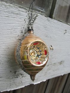 Vintage Christmas Ornament by 4DogCafe on Etsy, 6.00