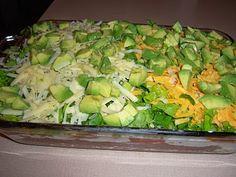 Healing Cuisine: Nine Layer Taco Dip
